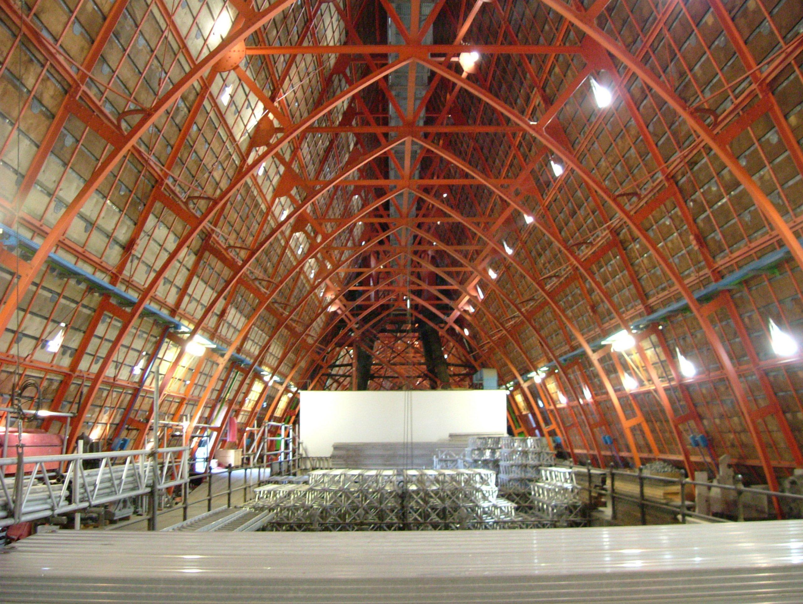 Kölner Dom Dachstuhl